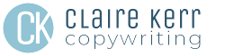 Claire Kerr, Copywriter Logo